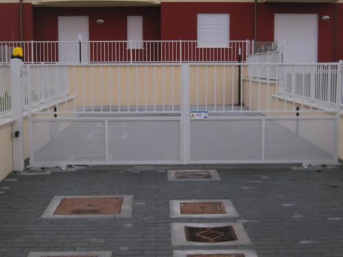 Cancello Gaiofana